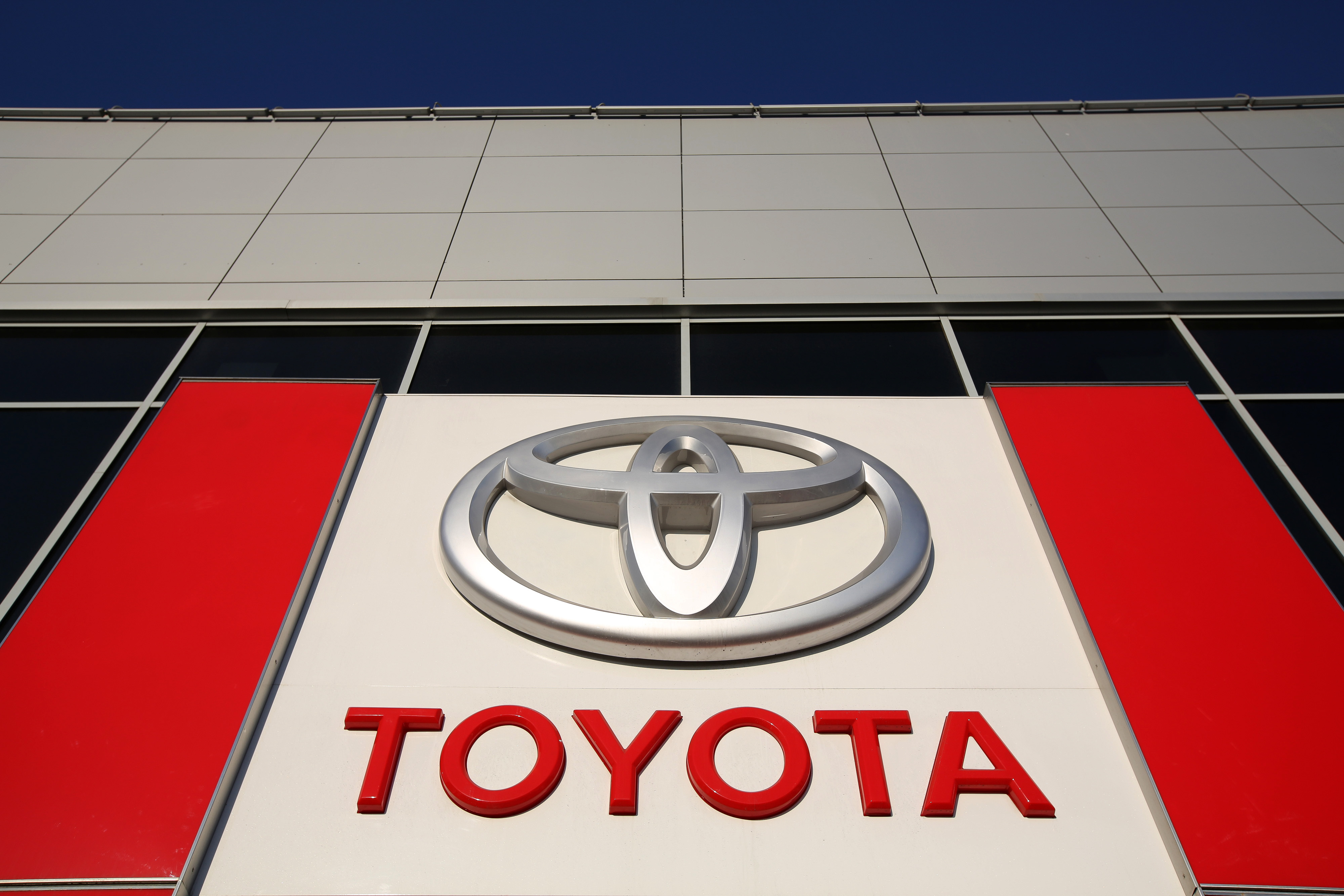 "Automotive Sales At Toyota Motor Corp. Dealership As Putin Announces ""Economic Liberalisation"""