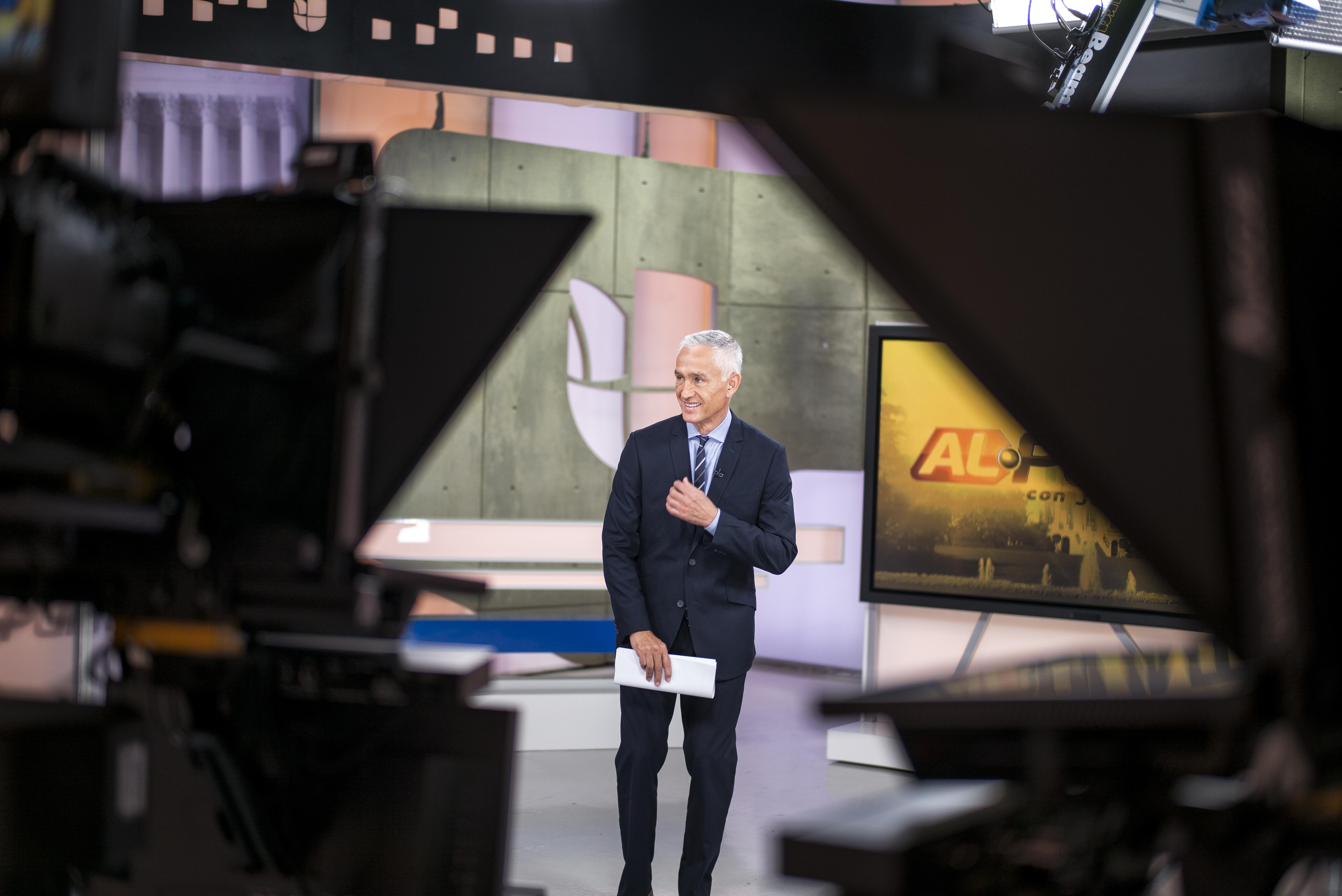 Univision News Anchor Jorge Ramos