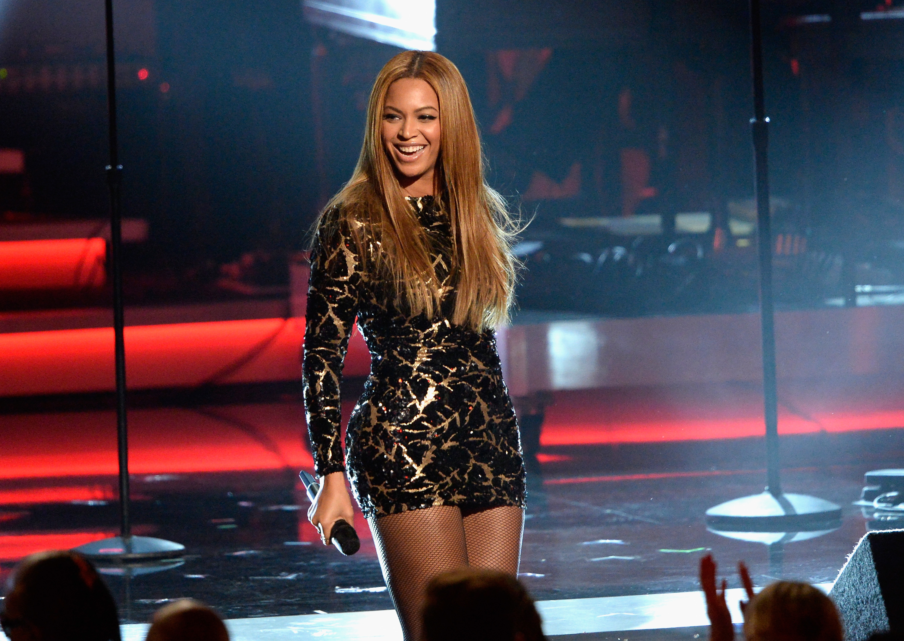 performs onstage during Stevie Wonder: Songs In The Key Of Life - An All-Star GRAMMY Salute at Nokia Theatre L.A. Live on February 10, 2015 in Los Angeles, California.