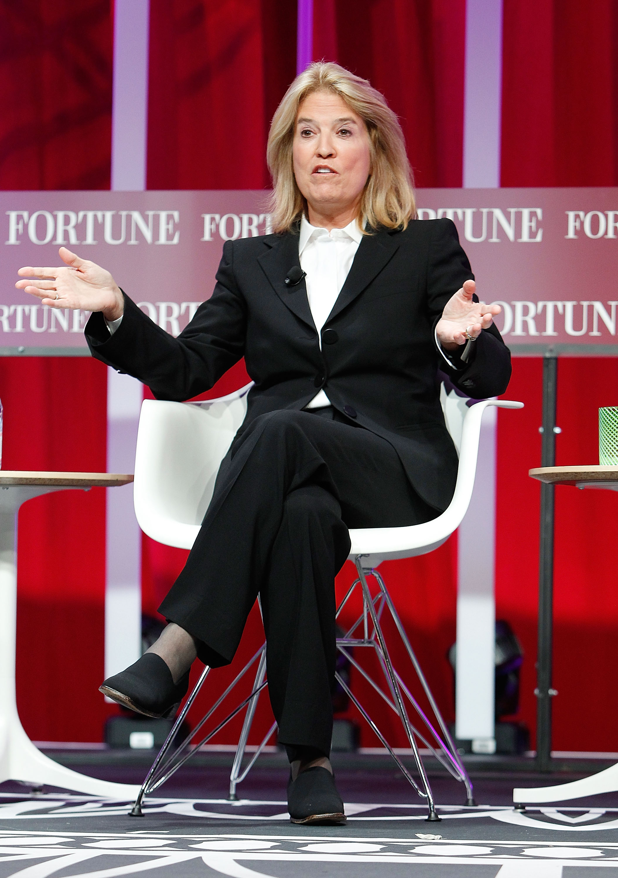Fortune's Most Powerful Women Summit - Day 3