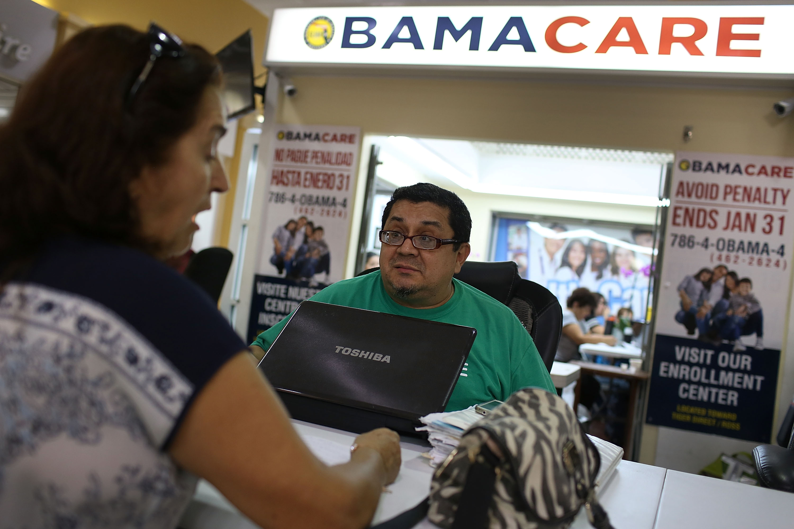 Open Enrollment Begins For Third Year Of Affordable Care Act