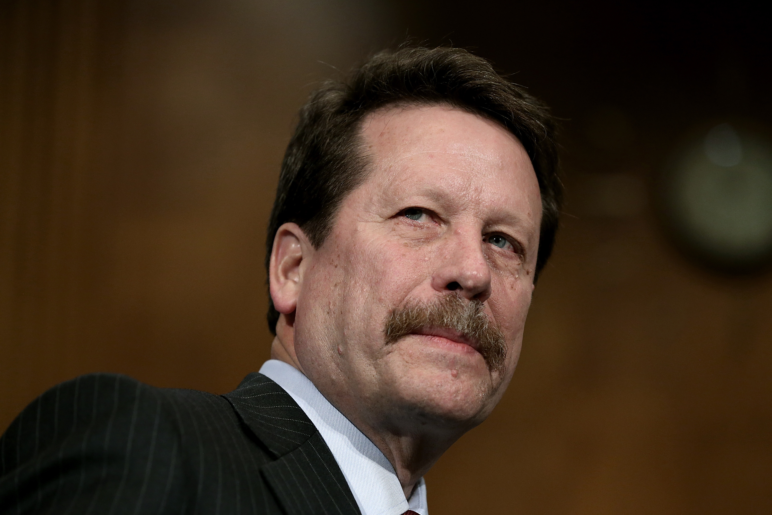 Confirmation Hearing Held For FDA Commissioner Nominee Robert Califf