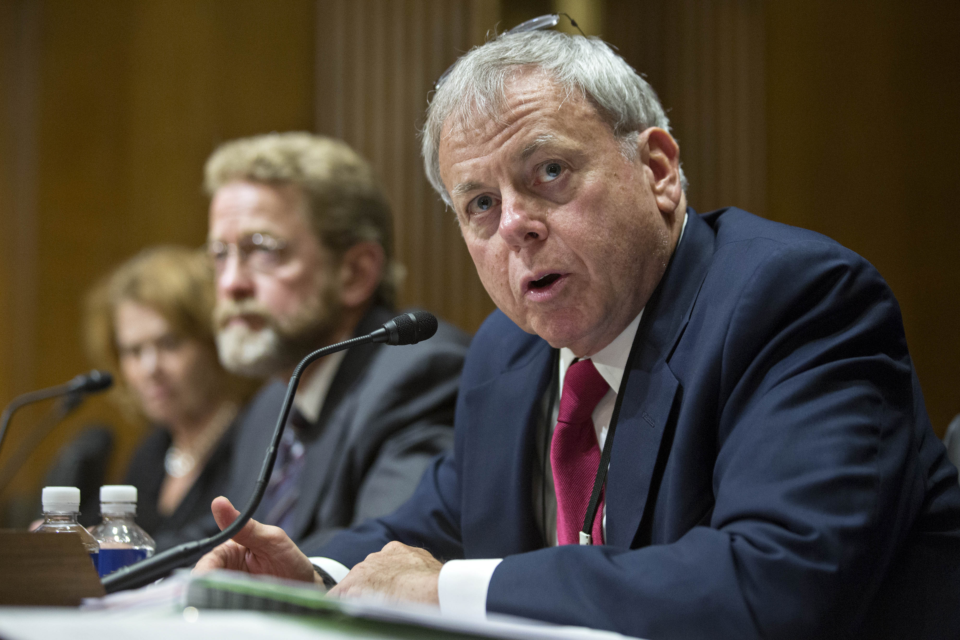Senate Finance Committee Holds Hearing On Corporate Tax Inversions