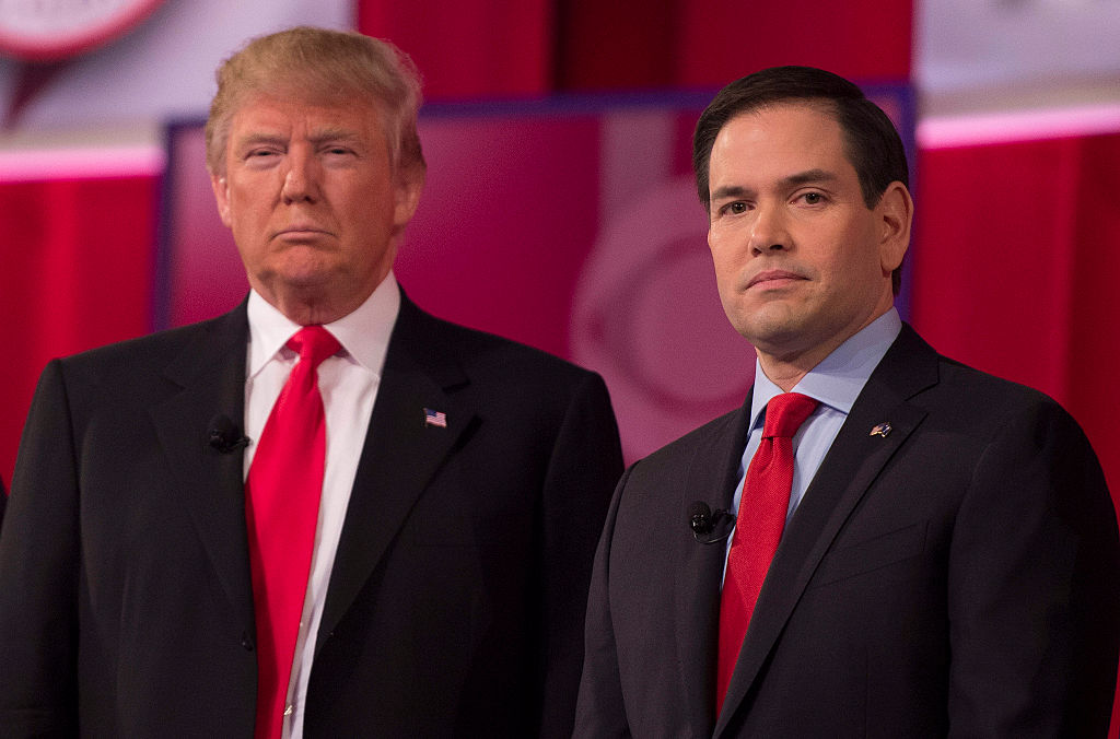 How Marco Rubio Has Avoided Donald Trump's Fire | Fortune