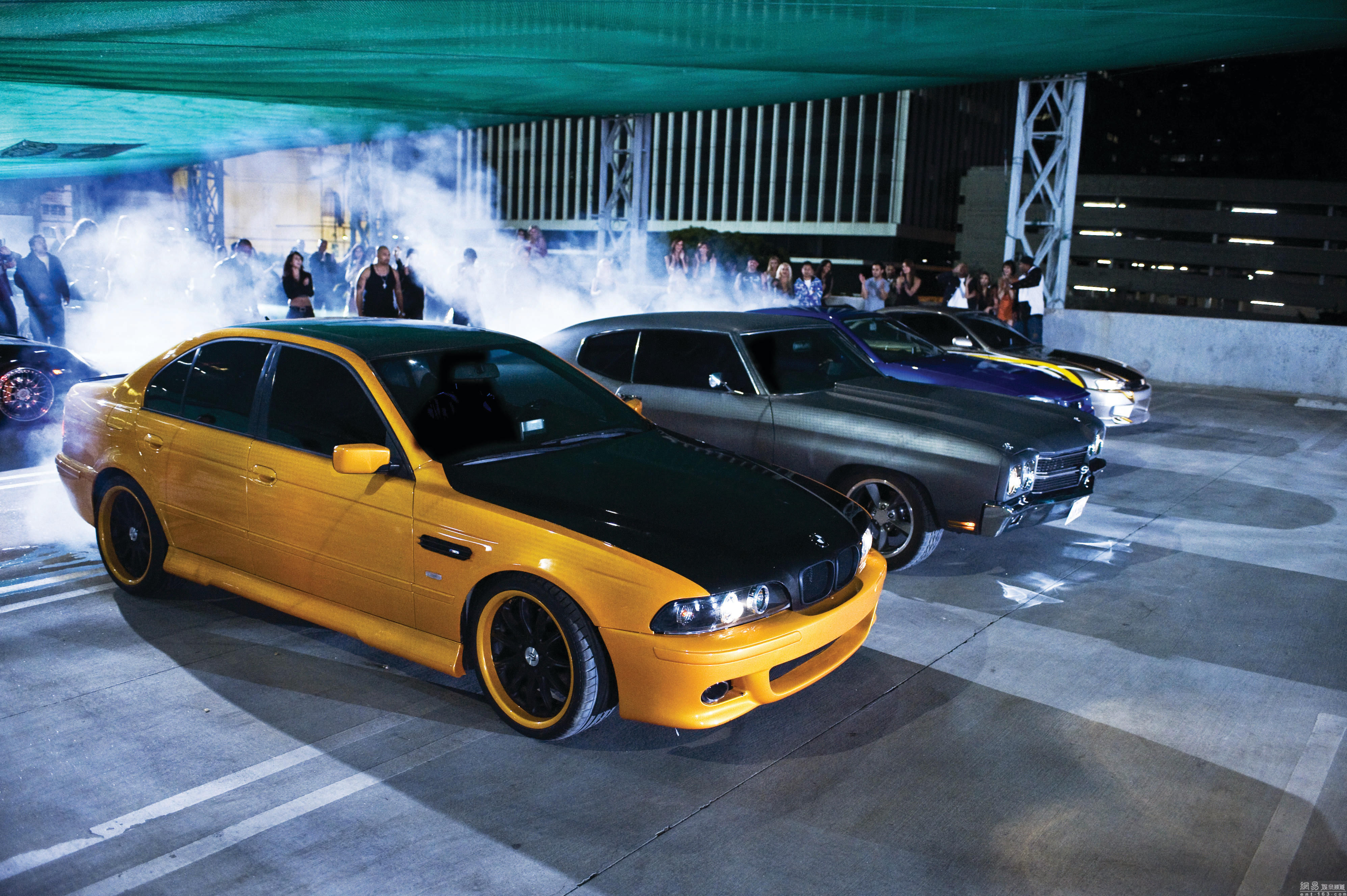 Street Race Cars >> The Fast And The Furious Films Might Cause An Increase In