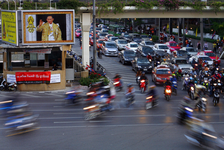Bangkok Battles Legendary Traffic Chaos