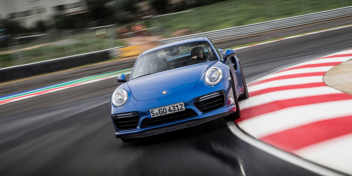 Porsche's Newest Upgrade to the 911 Turbo