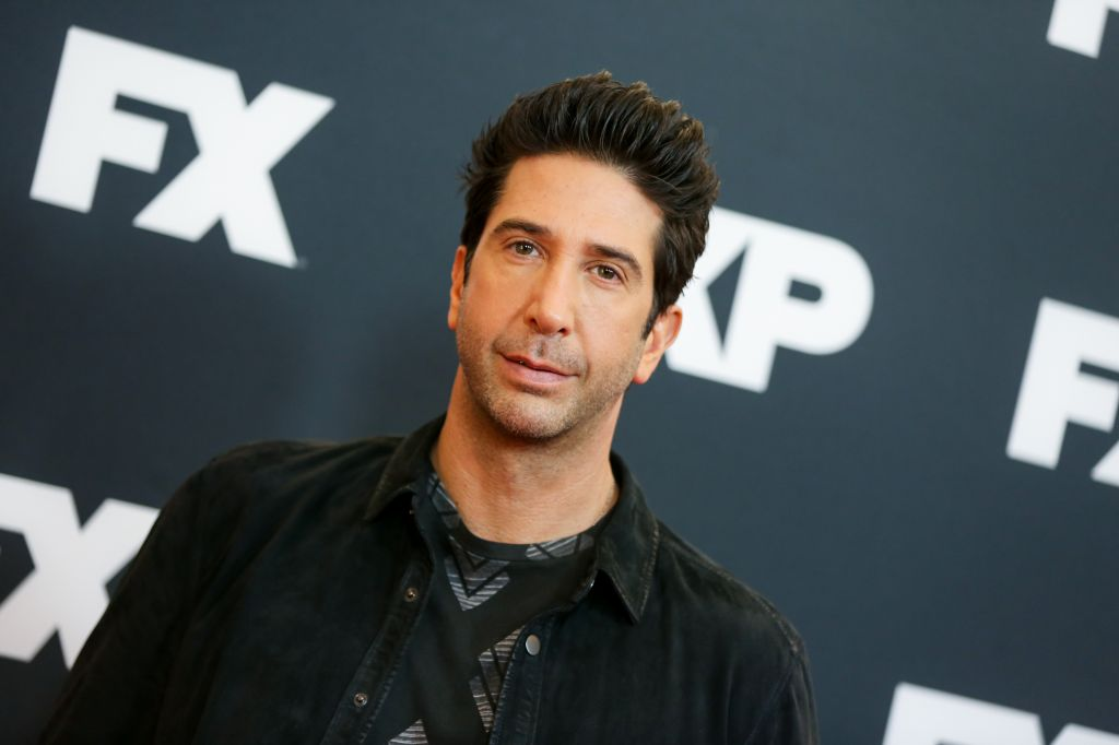 David Schwimmer - Friends Reunion 2016