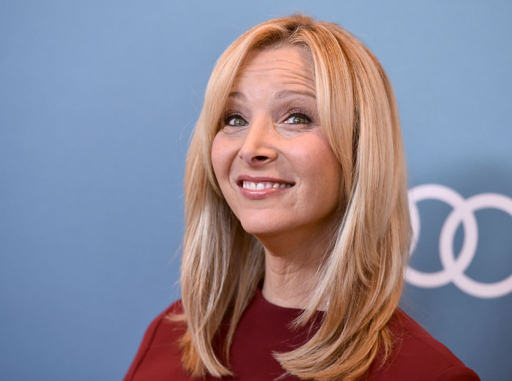 Lisa Kudrow - Friends Reunion 2016