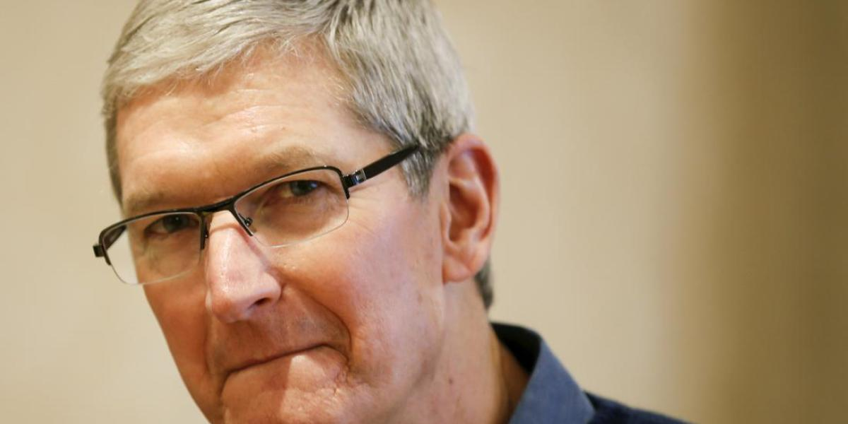 Tim Cook Just Gave Another Tantalizing Hint About the Apple Car