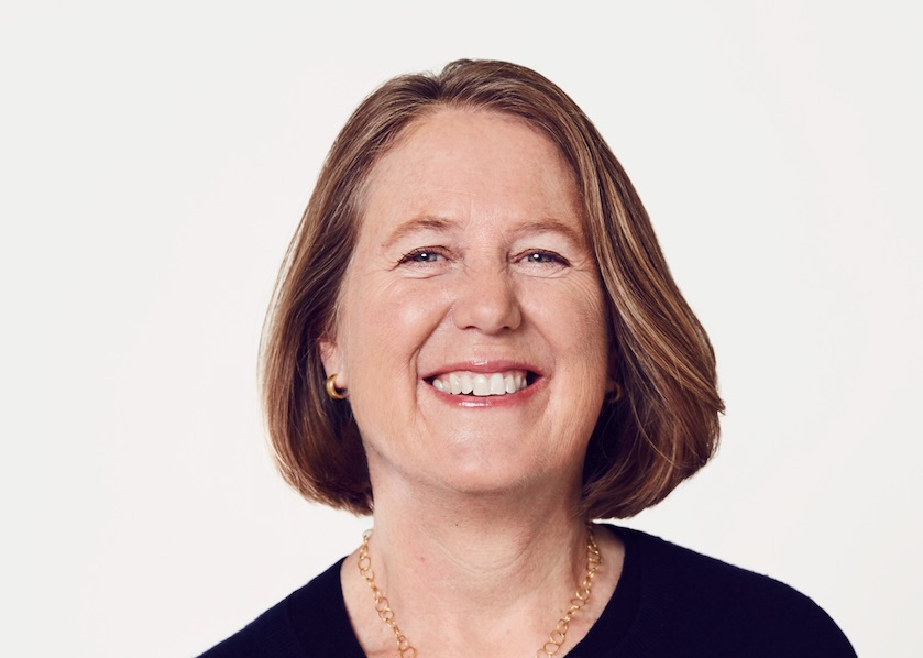 Diane Greene,  senior vice president of Google Enterprise.