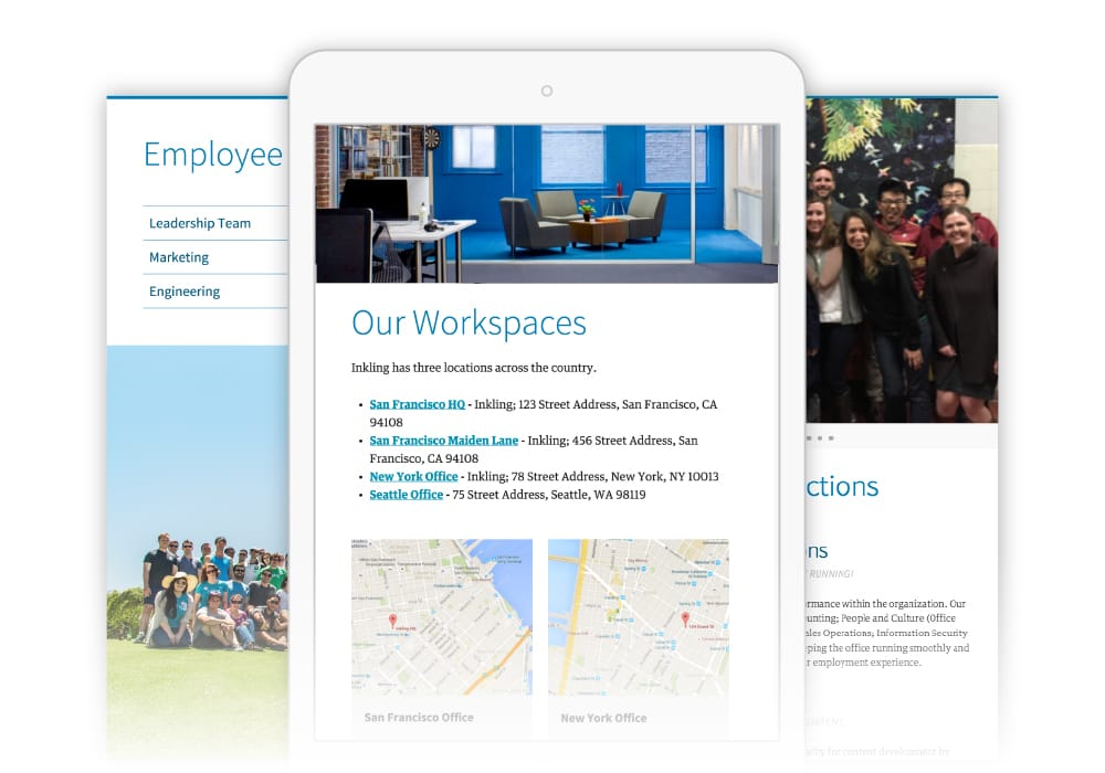 Tablet Textbook Company Inkling Now Helps Companies Reach