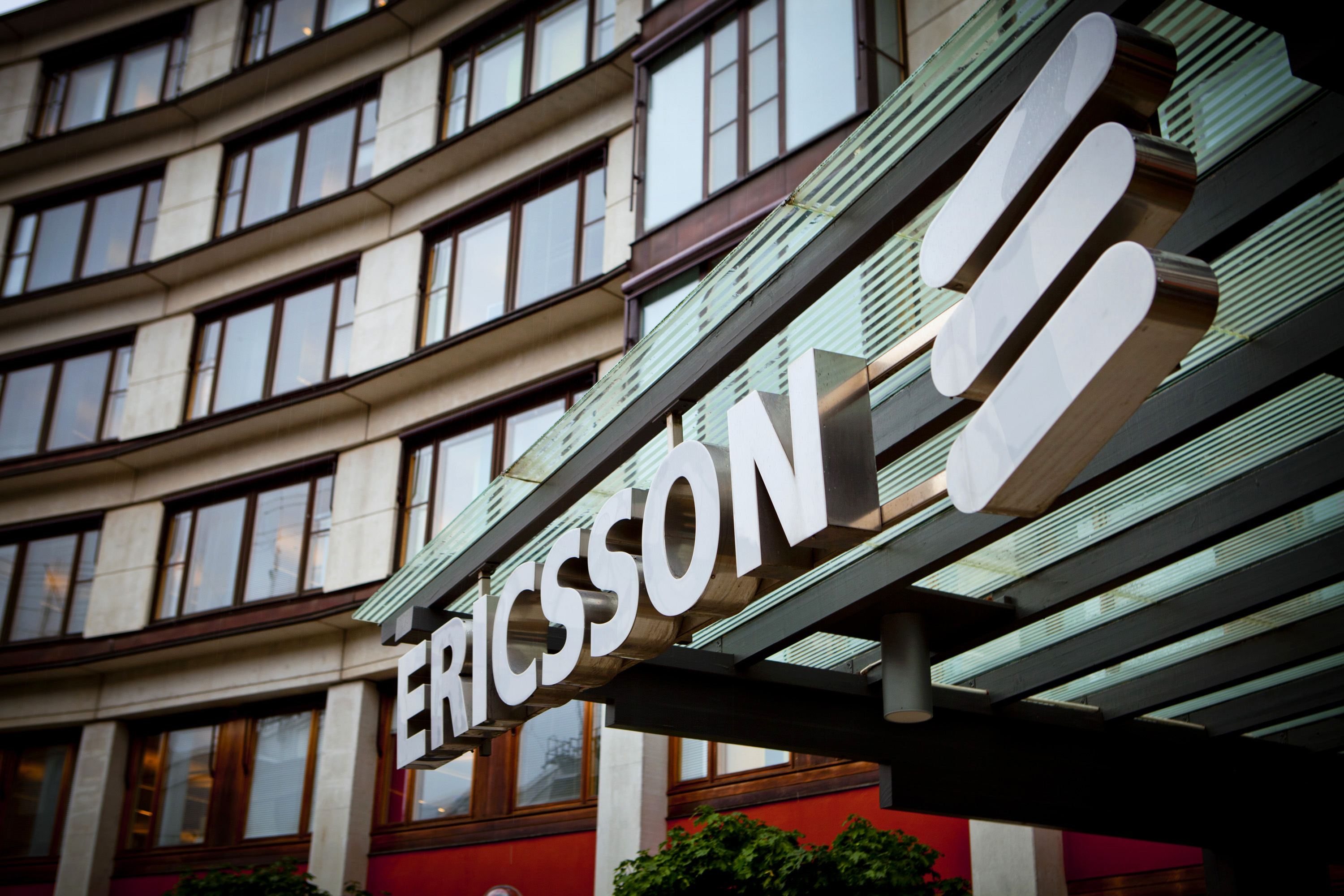 Ericsson AB Results News Conference
