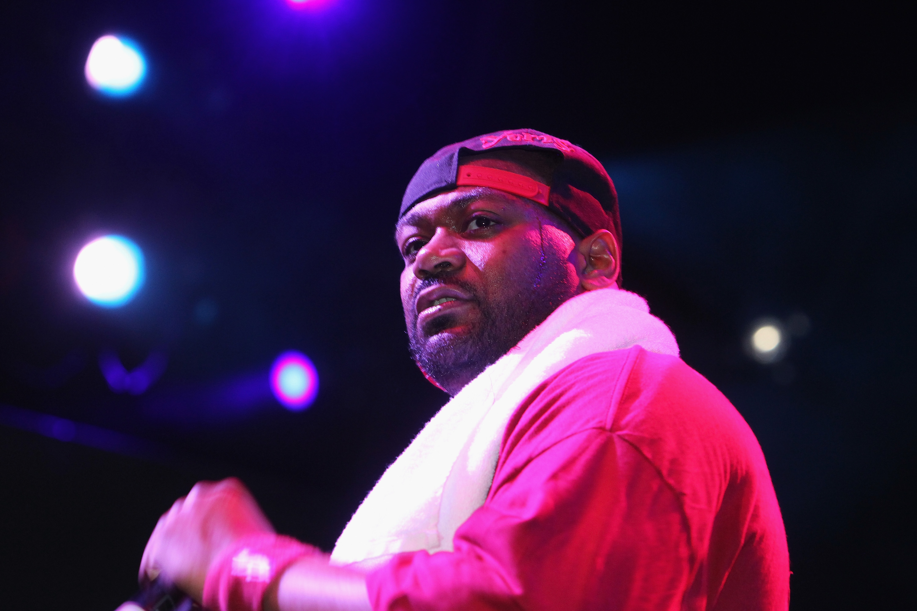 2012 Celebrate Brooklyn Summer Season -  Lyricist Lounge Featuring Ghostface Killah