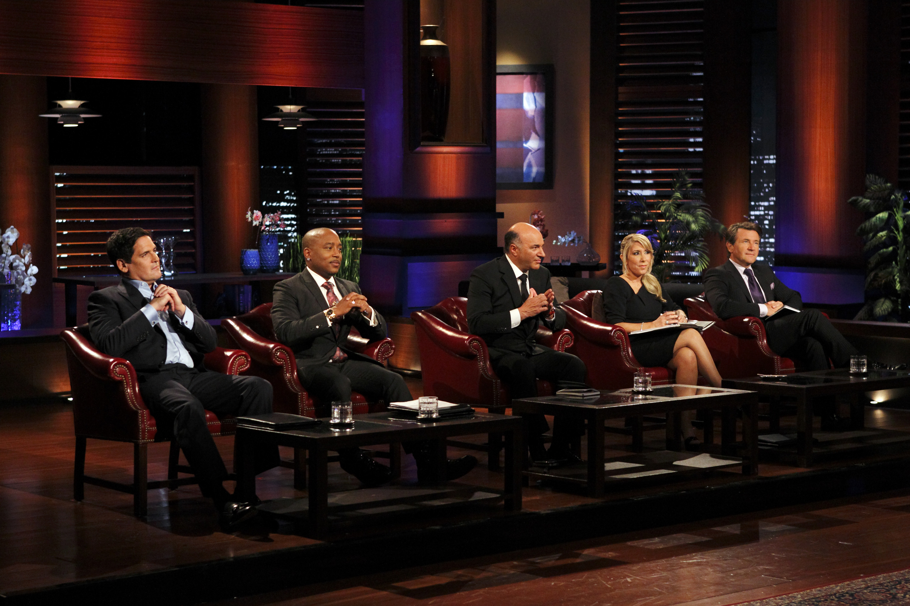 "ABC's ""Shark Tank"" - Season Four"