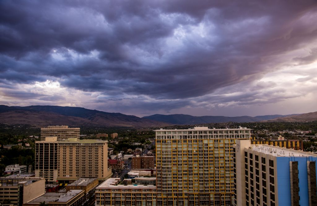 Reno Weathers Economic Downturn
