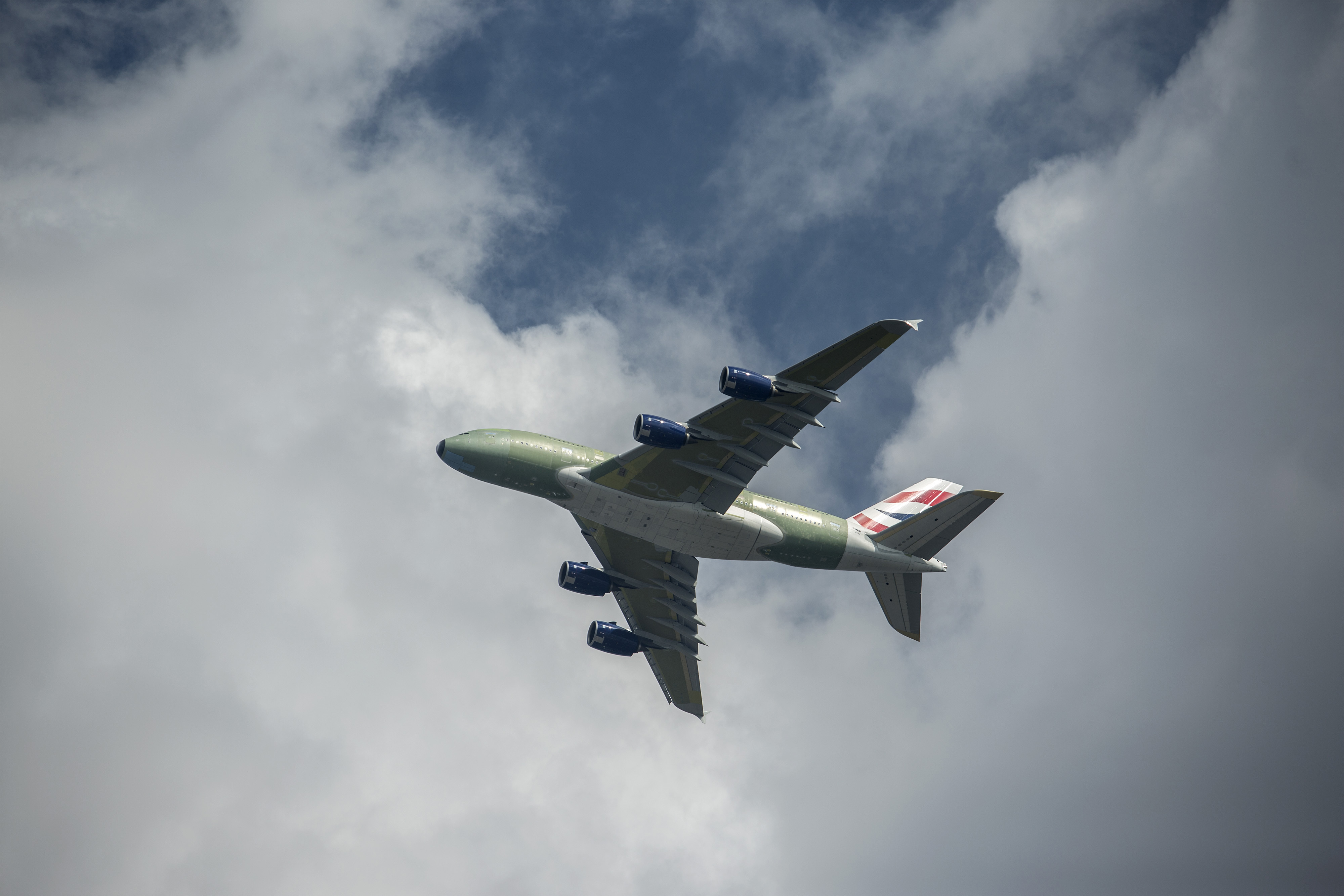 Airbus Group NV's Airbus A320 Neo Aircraft Makes Debut Flight