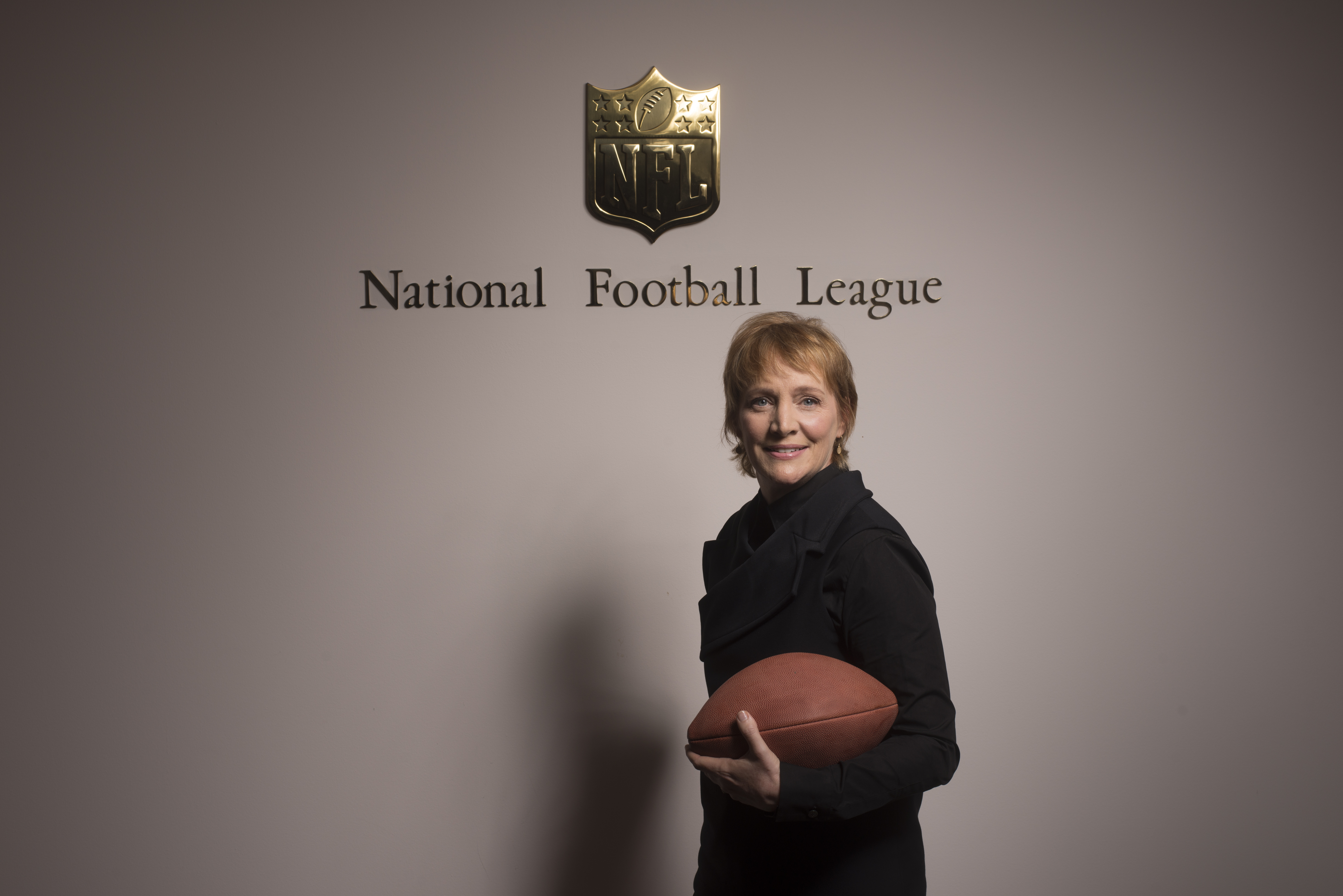 Cynthia Hogan has been hired by the National Football League to help the organization with their issues of players abusing women.
