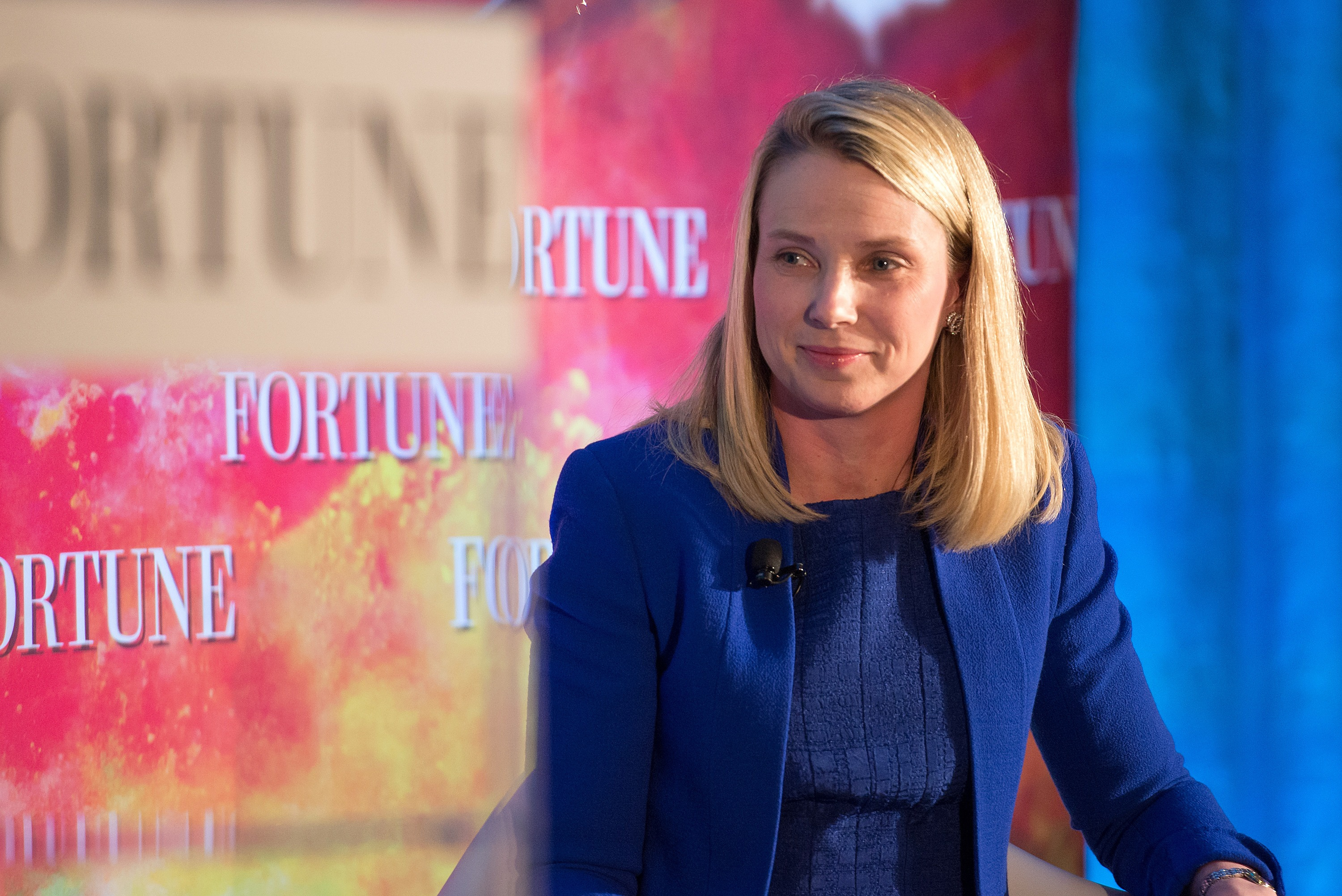 2015 Fortune The Most Powerful Women Evening With... NYC Event