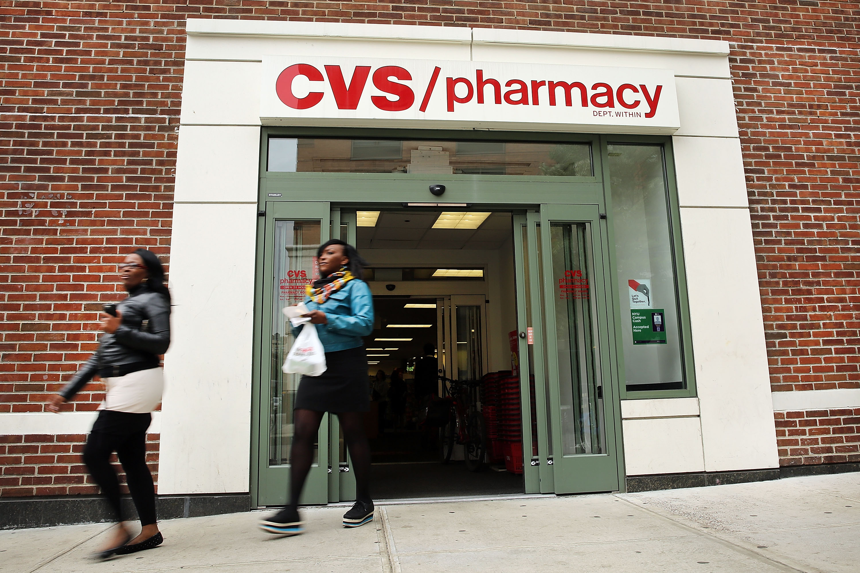 CVS - Most Admired 2016