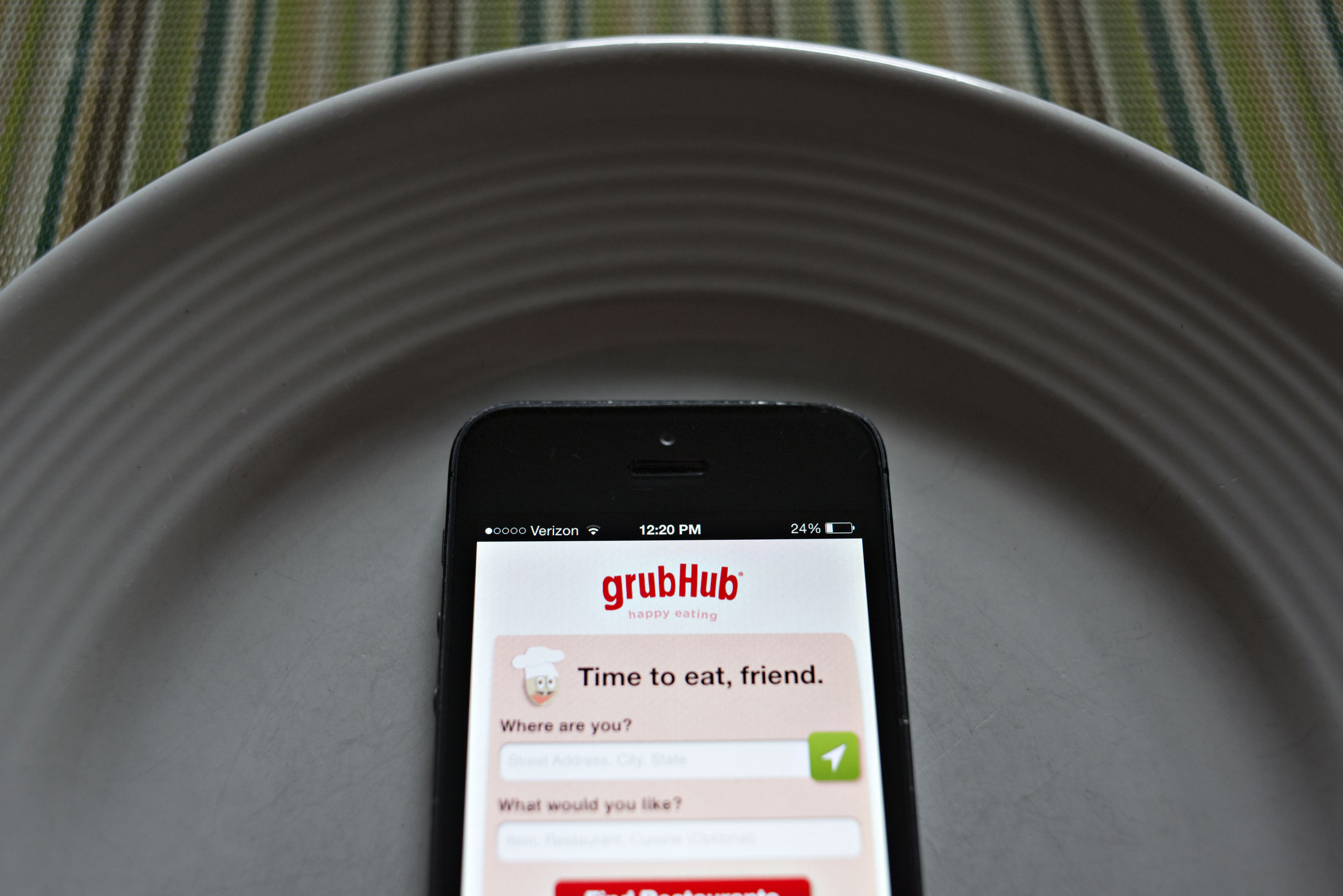 Grubhub Adds Apple Pay To Food Delivery Apps | Fortune