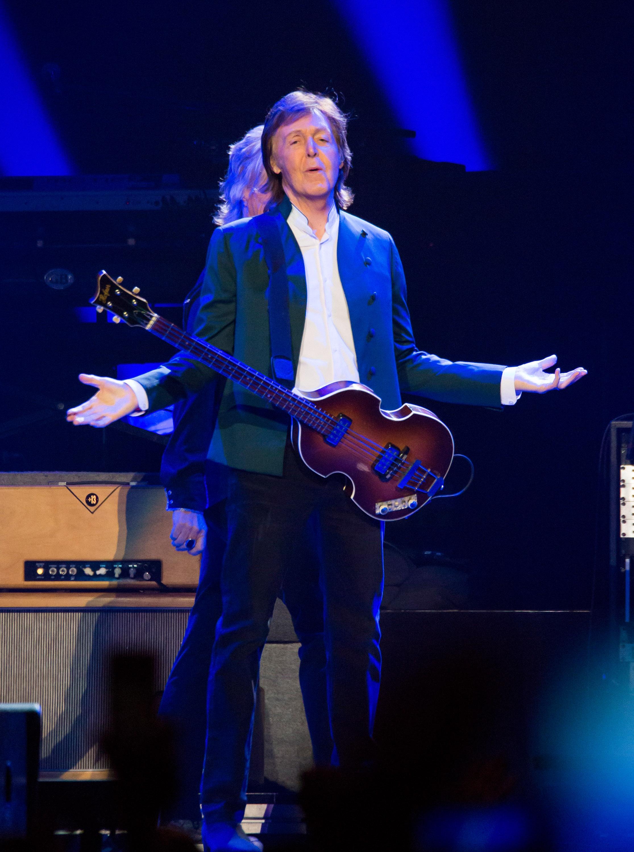 Paul McCartney In Concert - Detroit, MI