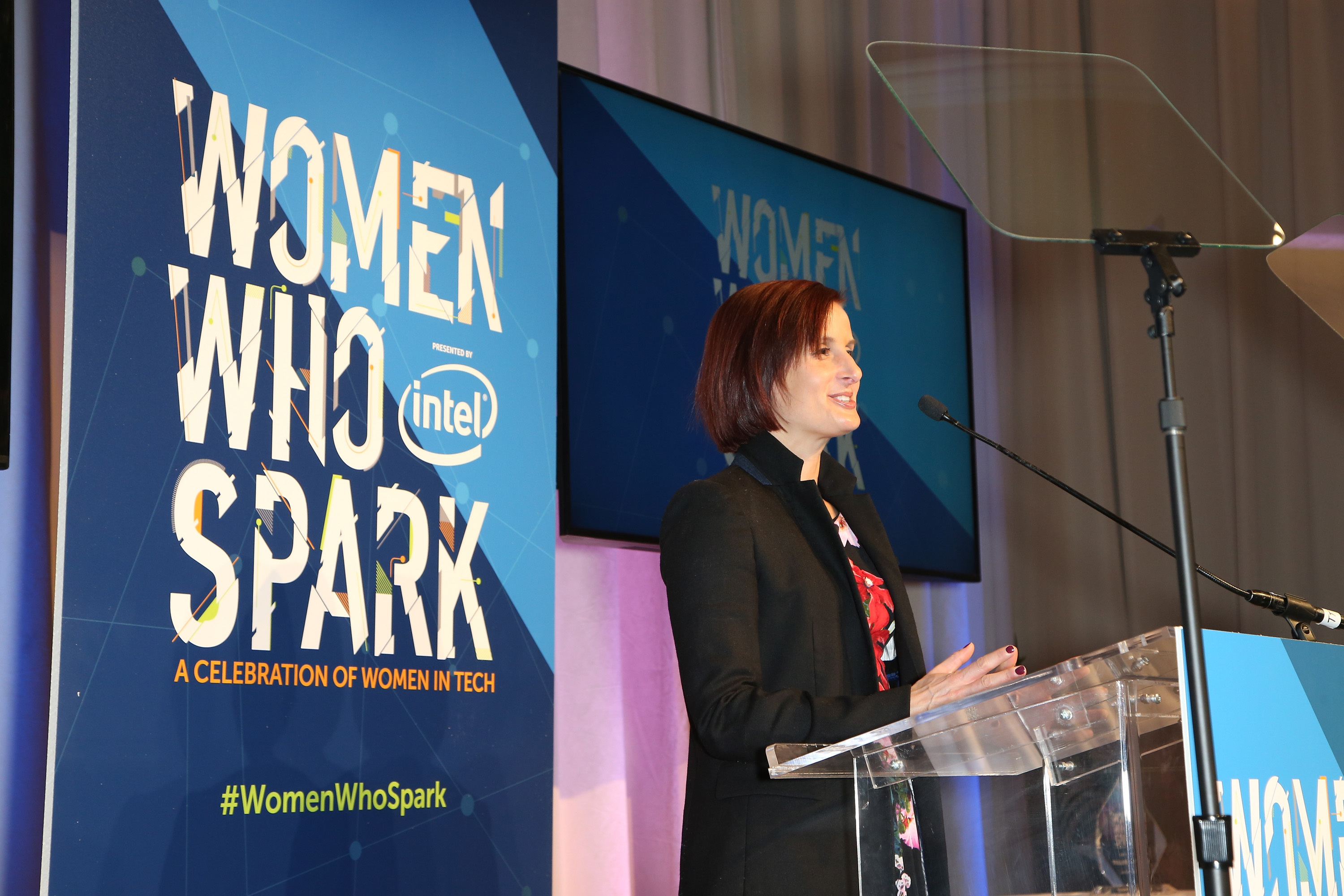 Women Who Spark Presented By Intel - Awards Luncheon