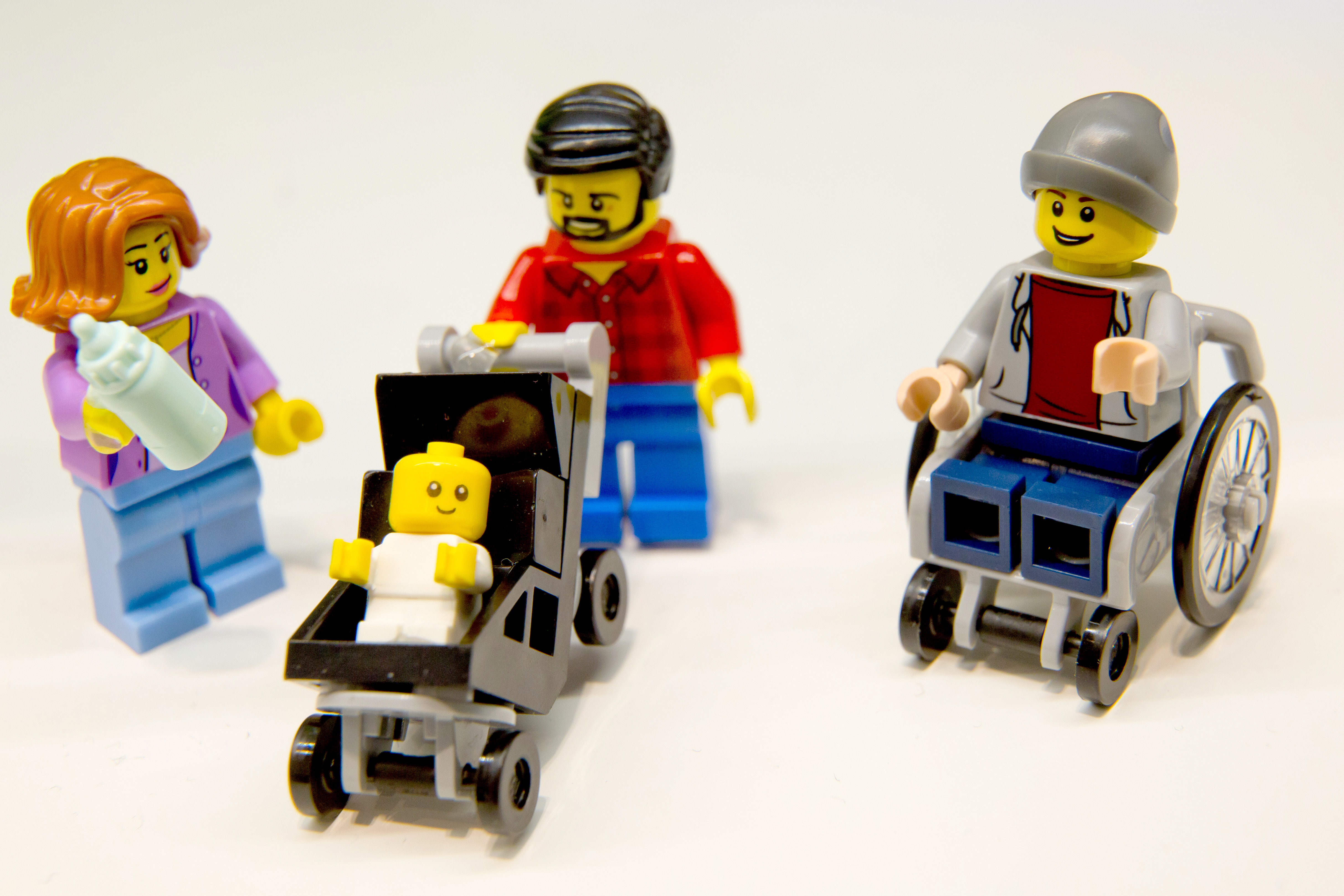 GERMANY-TOYS-LEGO