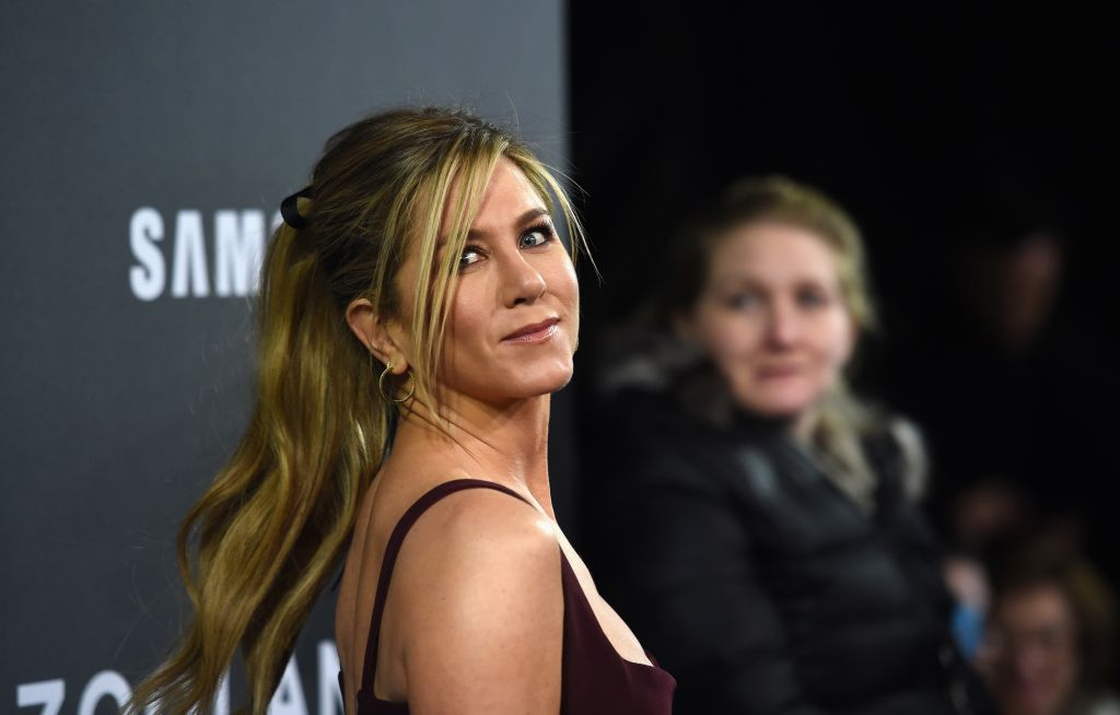 Jennifer Aniston - Friends Reunion 2016