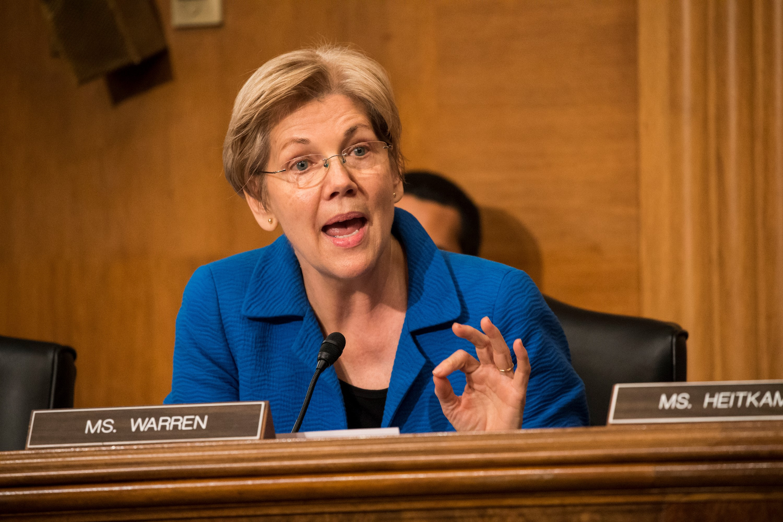 Senate Banking Committee Hearing with Janet Yellen