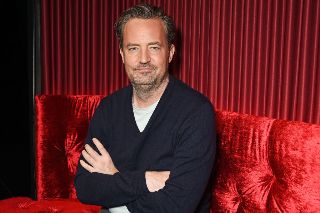 Matthew Perry - Friends Reunion 2016