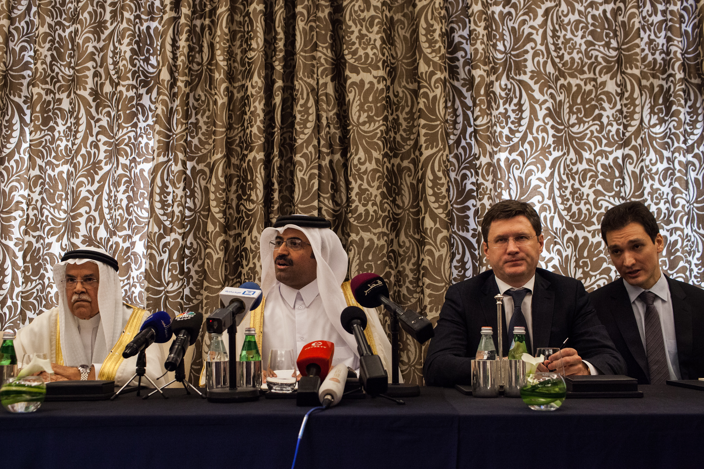 OIL-QATAR-RUSSIA-VENEZUELA-ENERGY-COMMODITY-AGREEMENT