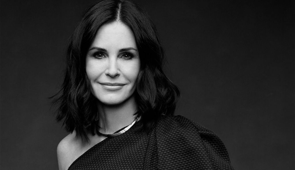 Courtney Cox - Friends Reunion 2016