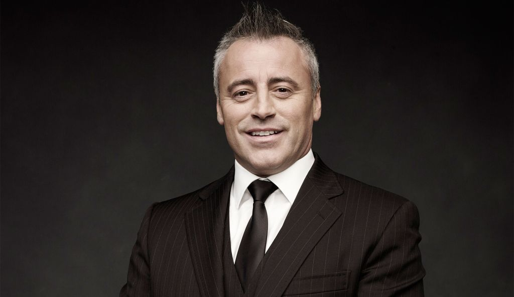 Matt LeBlanc - Friends Reunion 2016