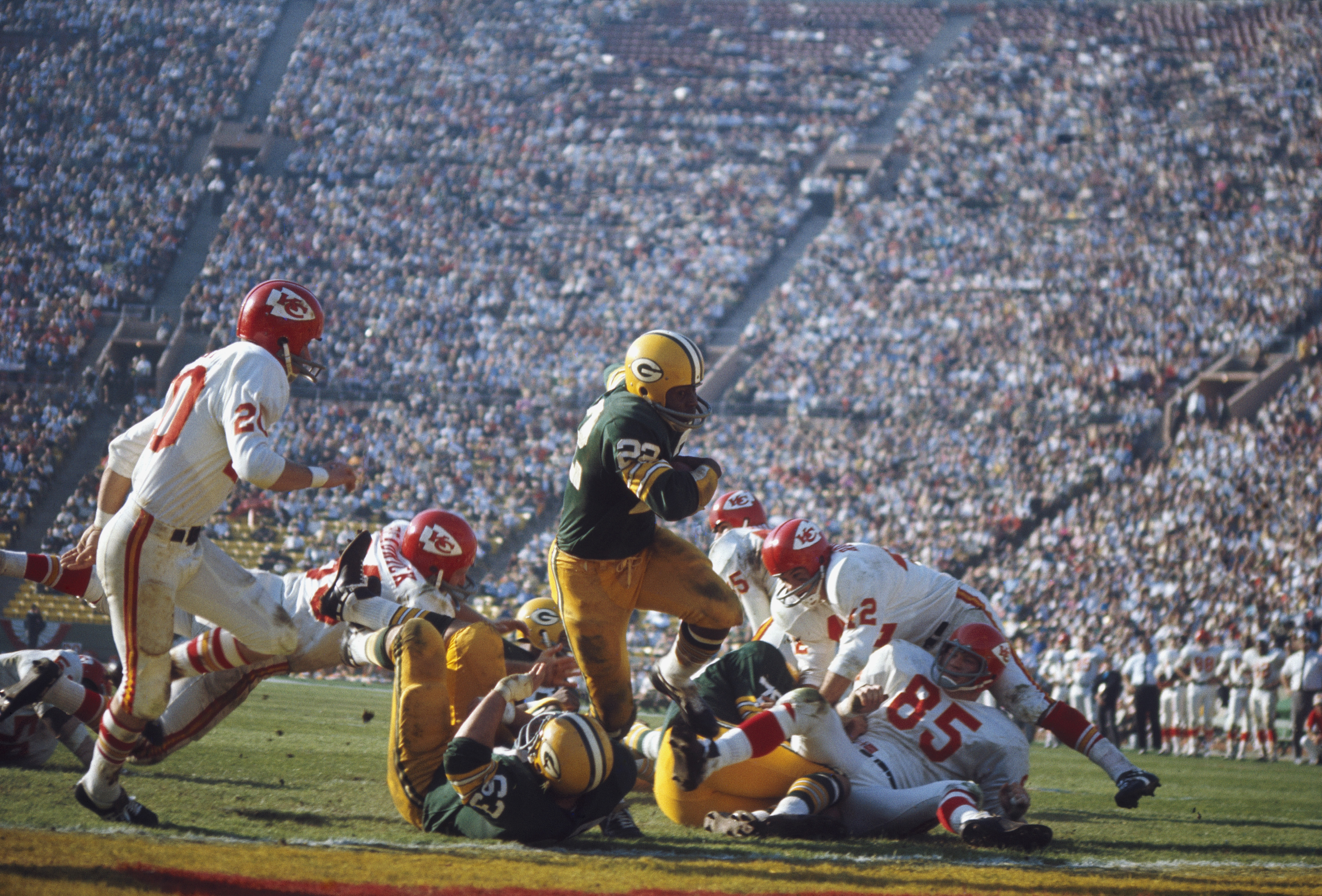 Super Bowl I - Packers v Chiefs