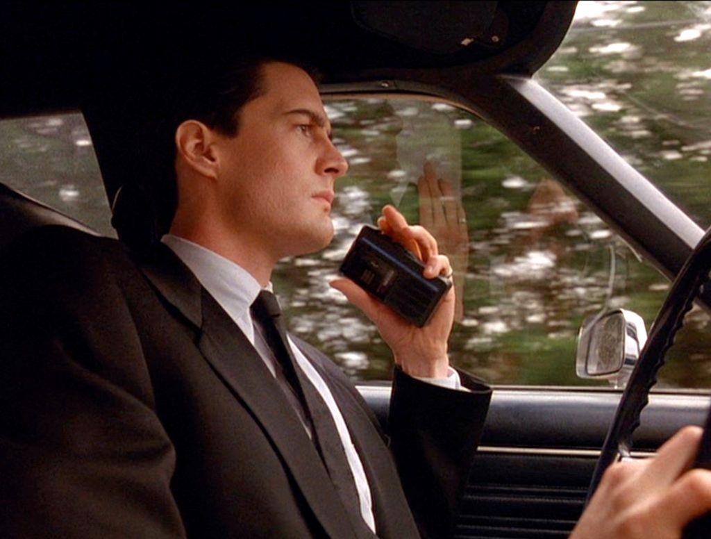 Kyle MacLachlan In 'Twin Peaks'