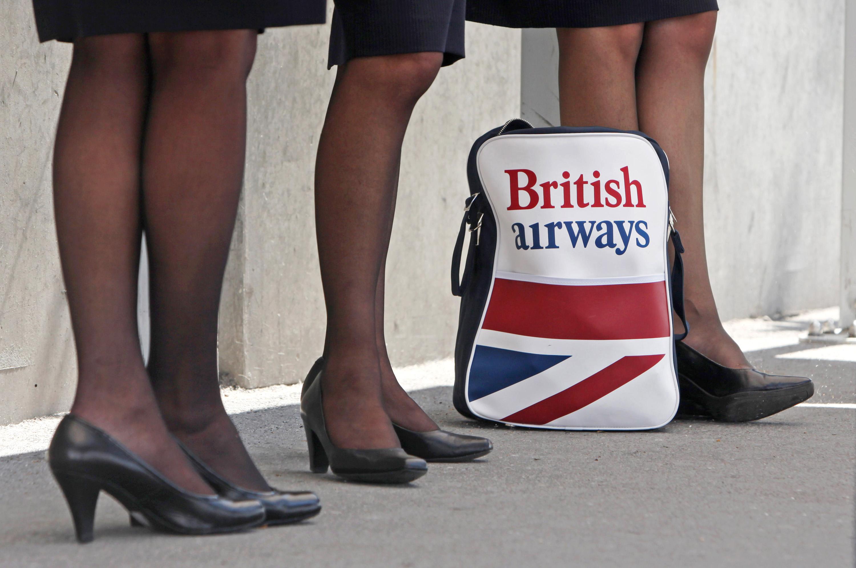 British Airways Ahead Of Strike