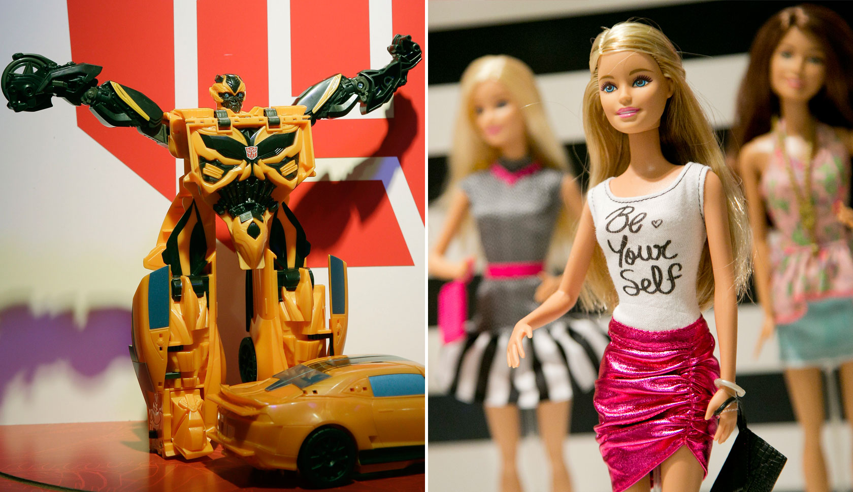 A rumored deal between Hasbro and Mattel would combine Transformers and Barbie under the same toy maker.