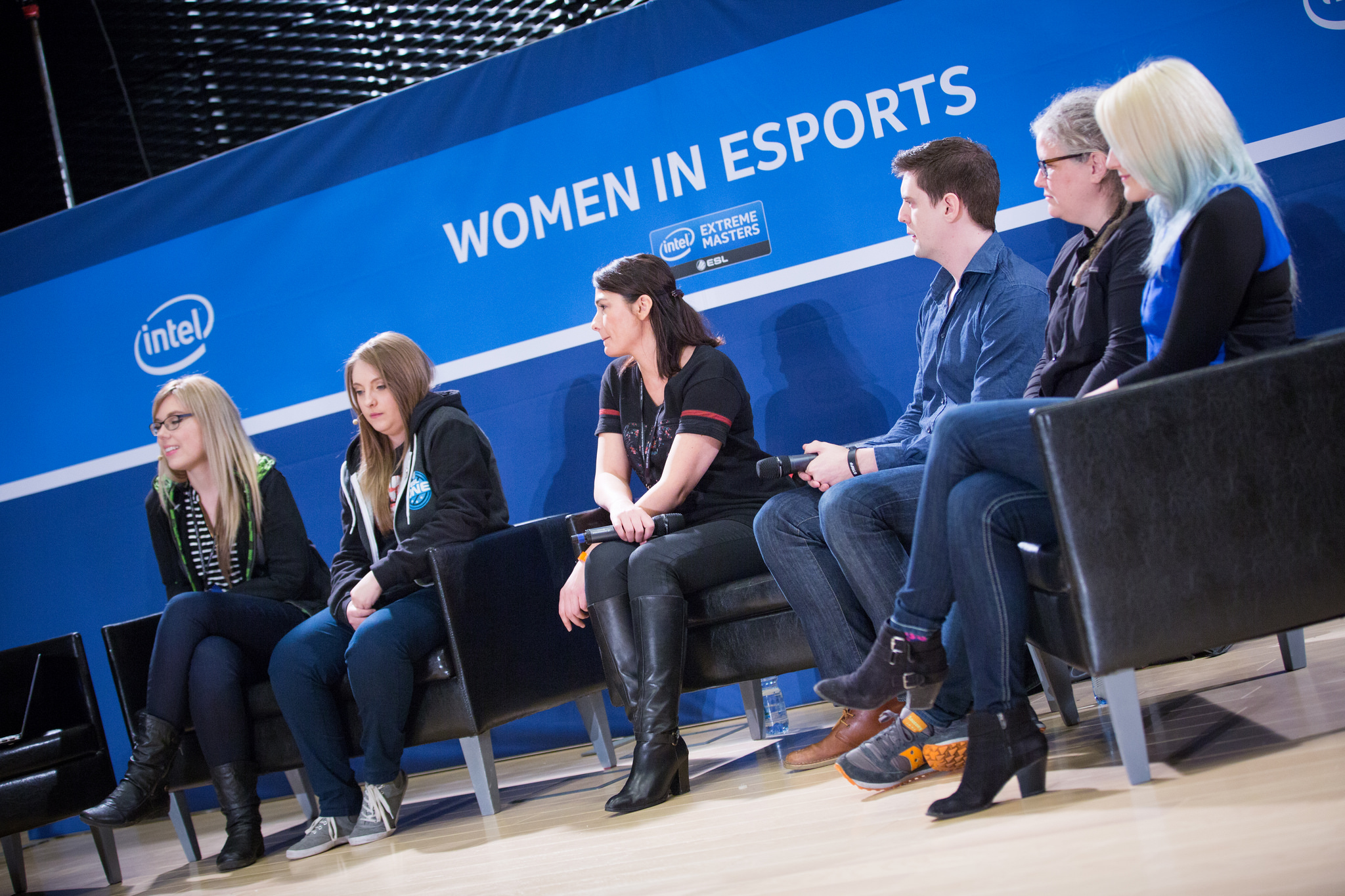 Intel and ESL are promoting women in eSports through new AnyKey diversity program.