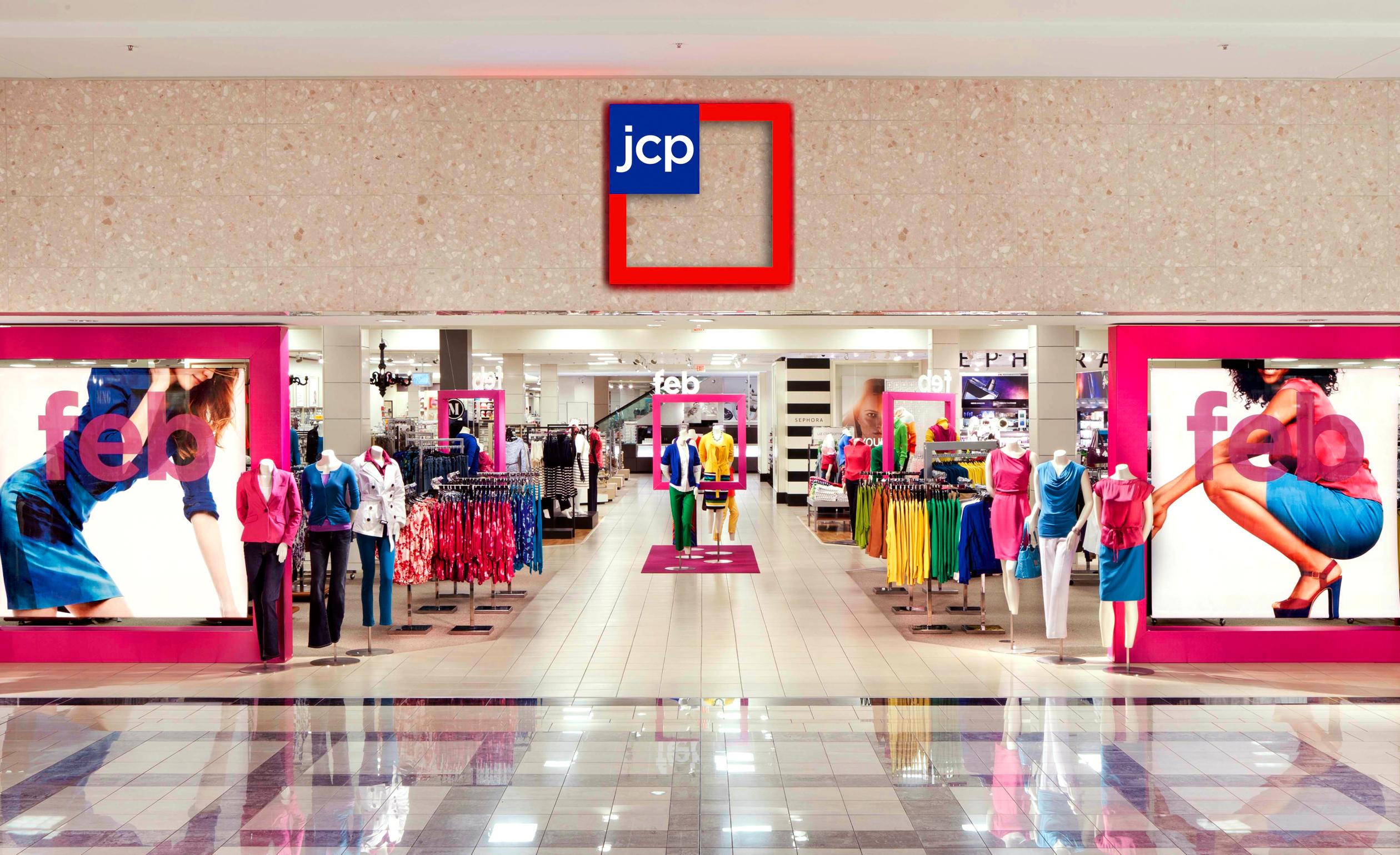Rendering of Johnson's new retail look.