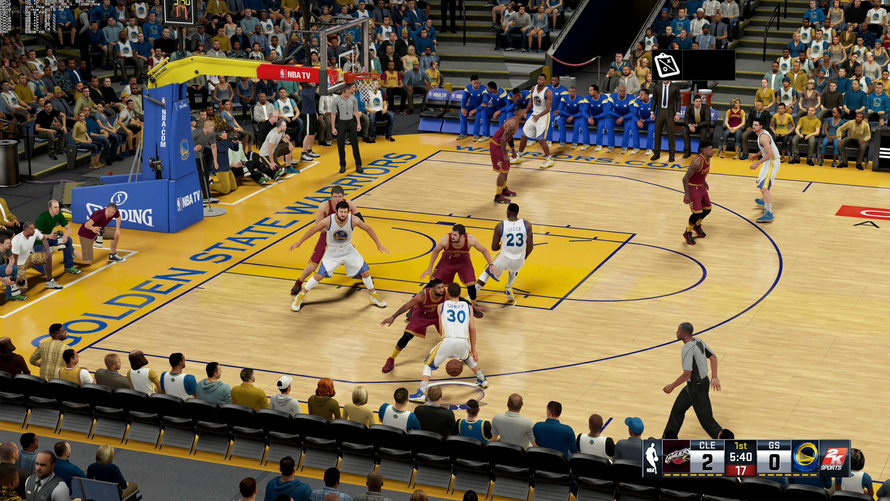 "2K offers ""NBA 2K16"" gamers the chance to compete for a trip to the real NBA Finals and $250,000."