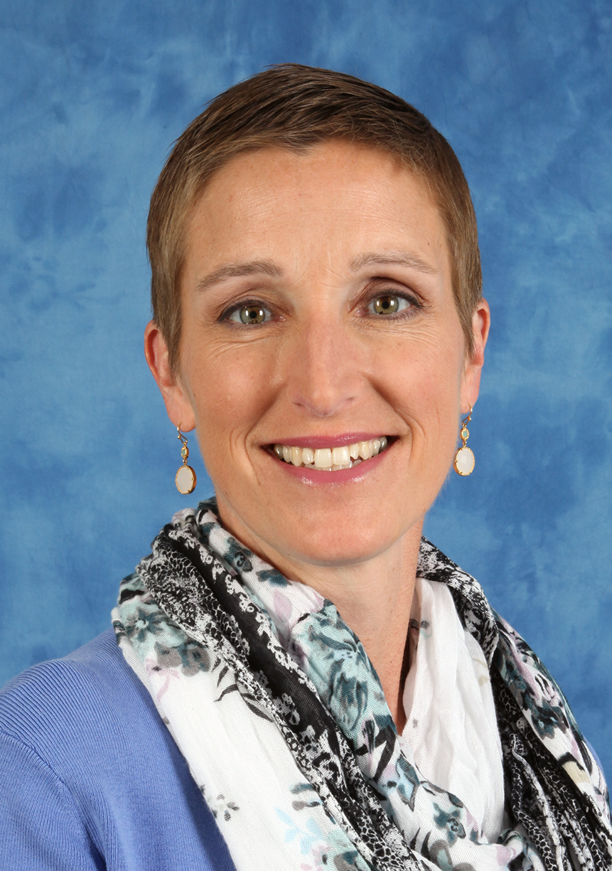 Laura Rock, head of human resources at Farmers Insurance