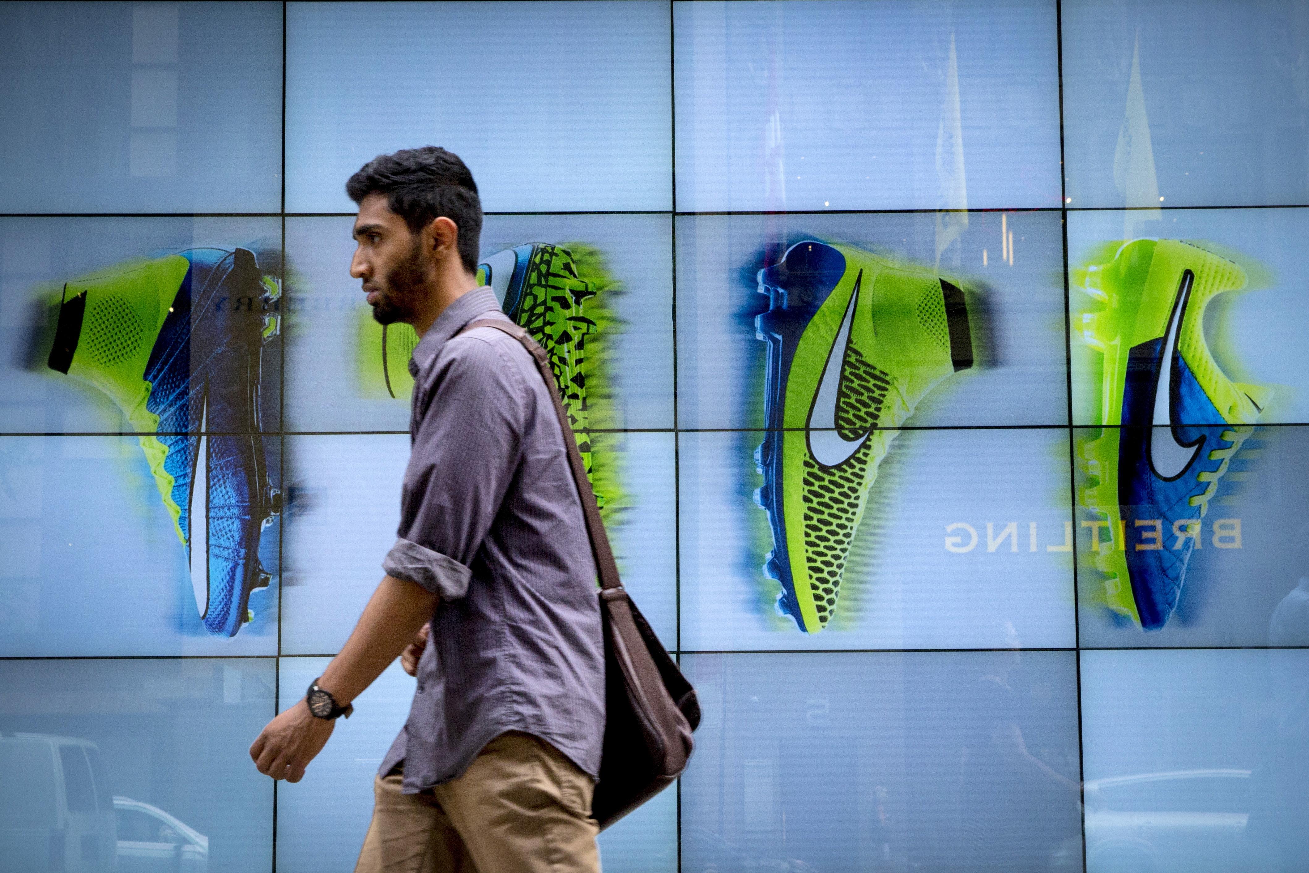 Nike - Most Admired 2016