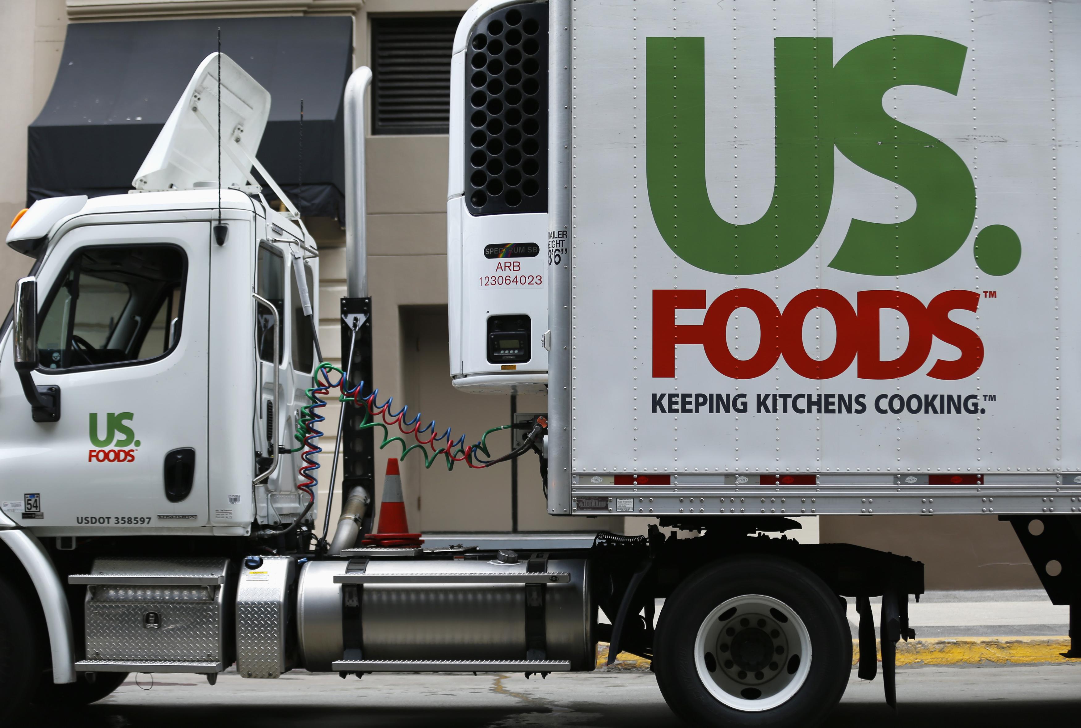 US. Foods Truck