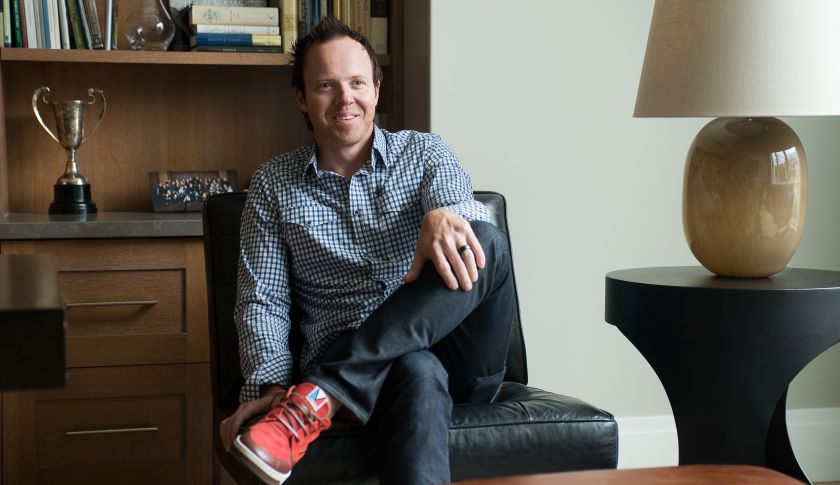 Qualtrics co-founder and CEO Ryan Smith