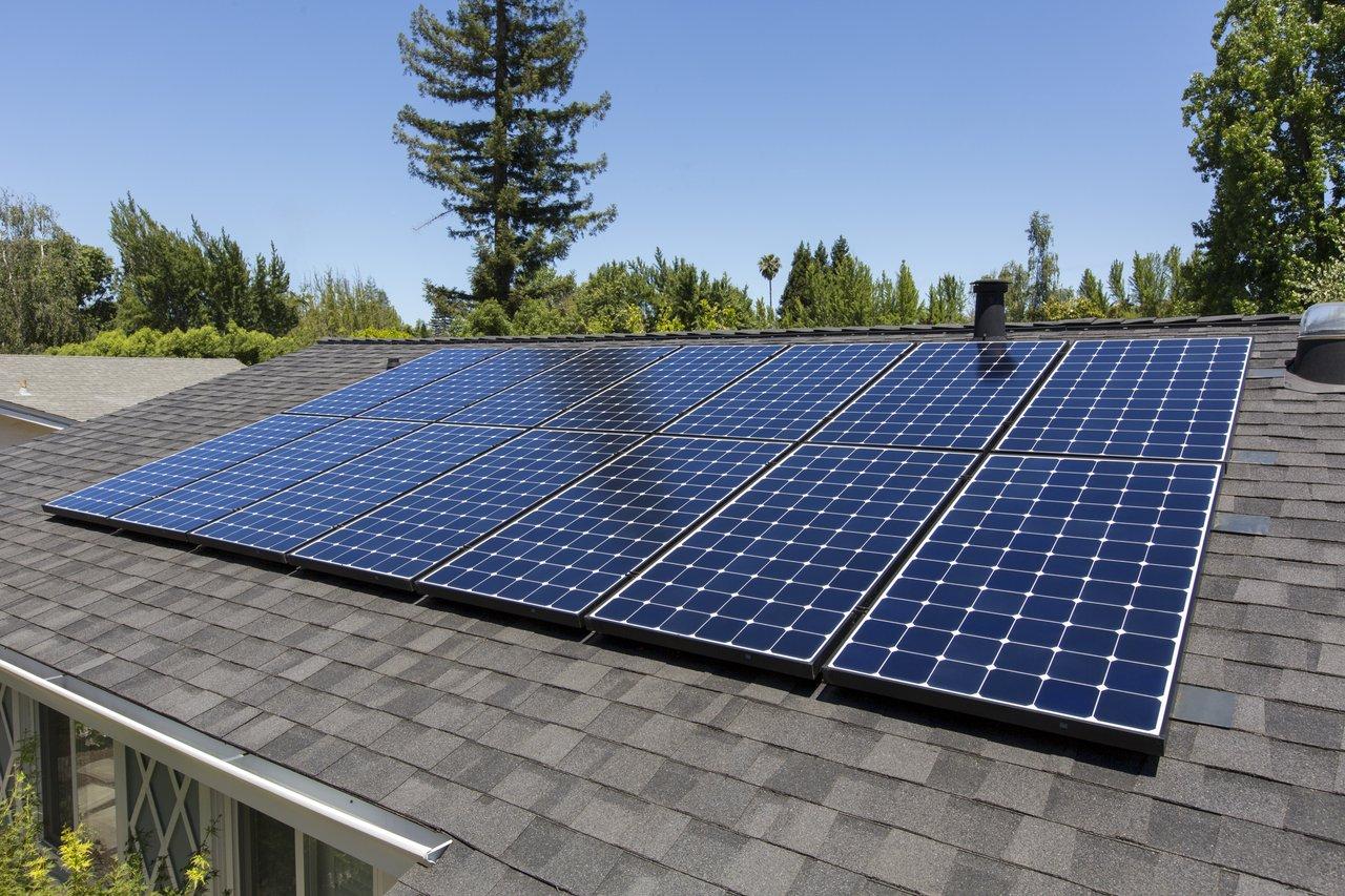 SunPower's highly efficient solar panels.