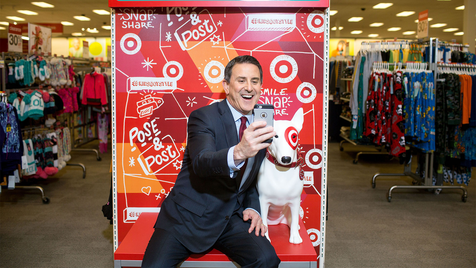 Target - Most Admired 2016