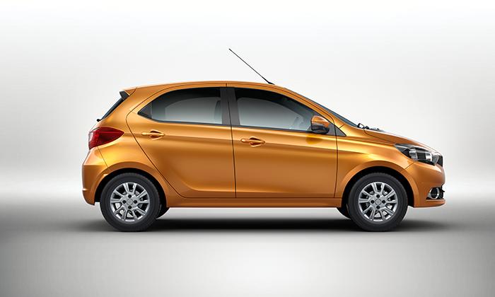 Zica hatchback from Tata Motors.