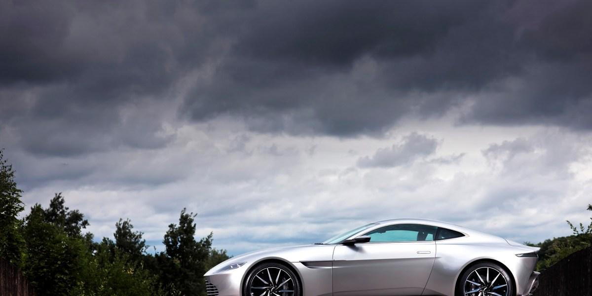 James Bond S Aston Martin Db10 Just Sold For 3 5 Million Fortune