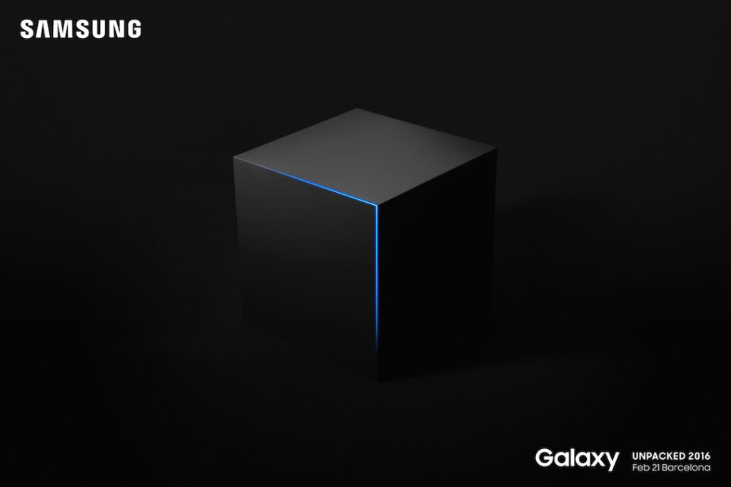 Samsung's invite to its Galaxy Unpacked event on Feb. 21 in Barcelona, Spain.
